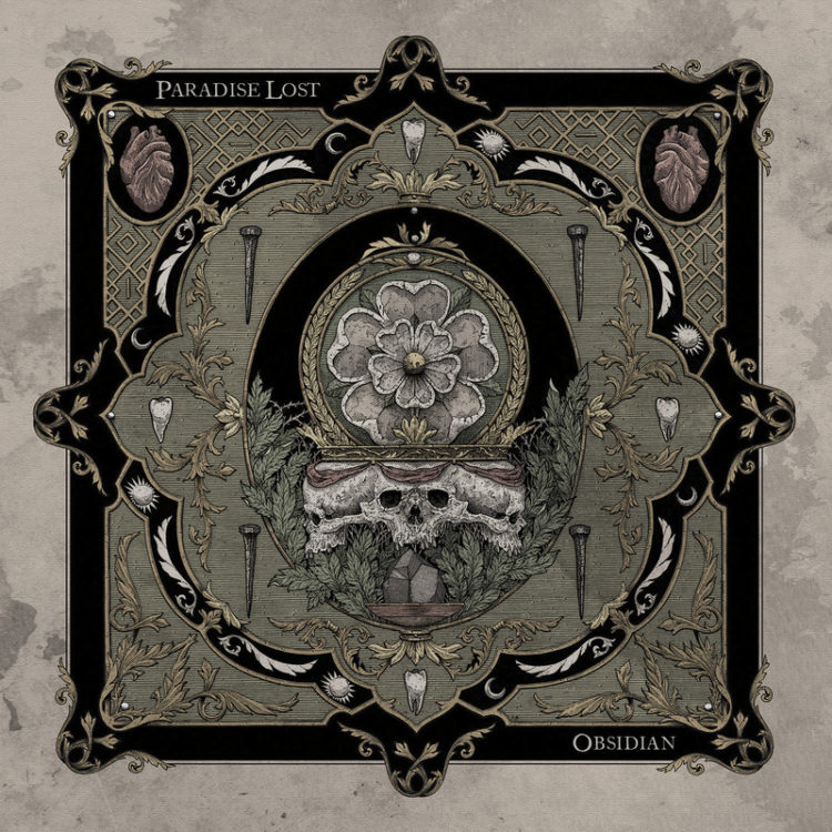 Paradise Lost Obsidian
