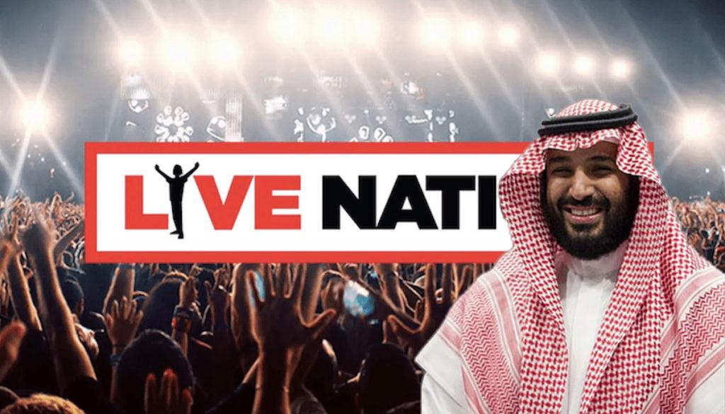 Saudi Arabia Live Nation