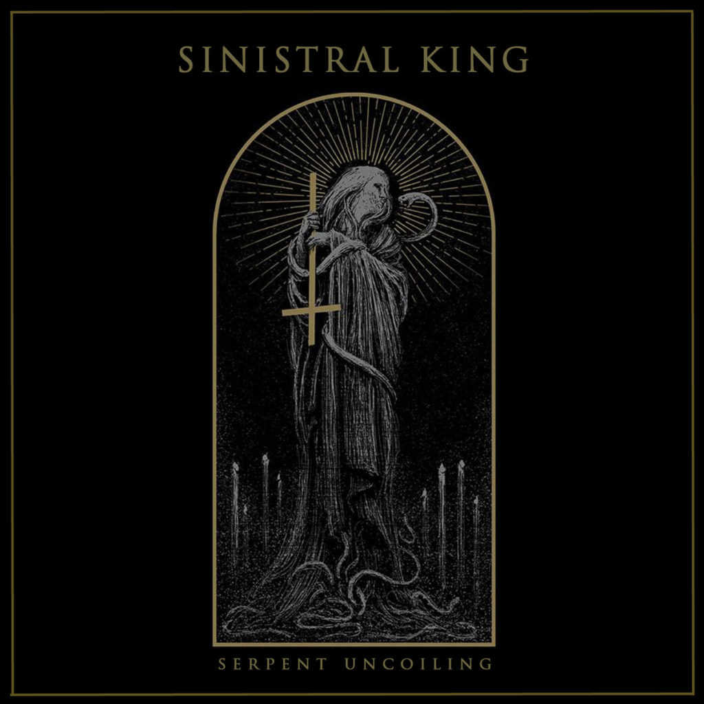 Sinistral King Serpent Uncoiling
