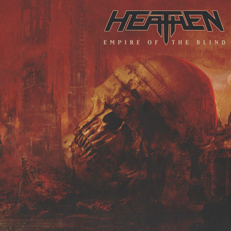 Heathen Empire Of The Blind