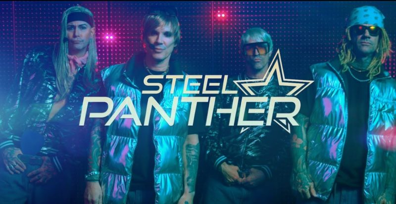 Steel Panther Boy Band