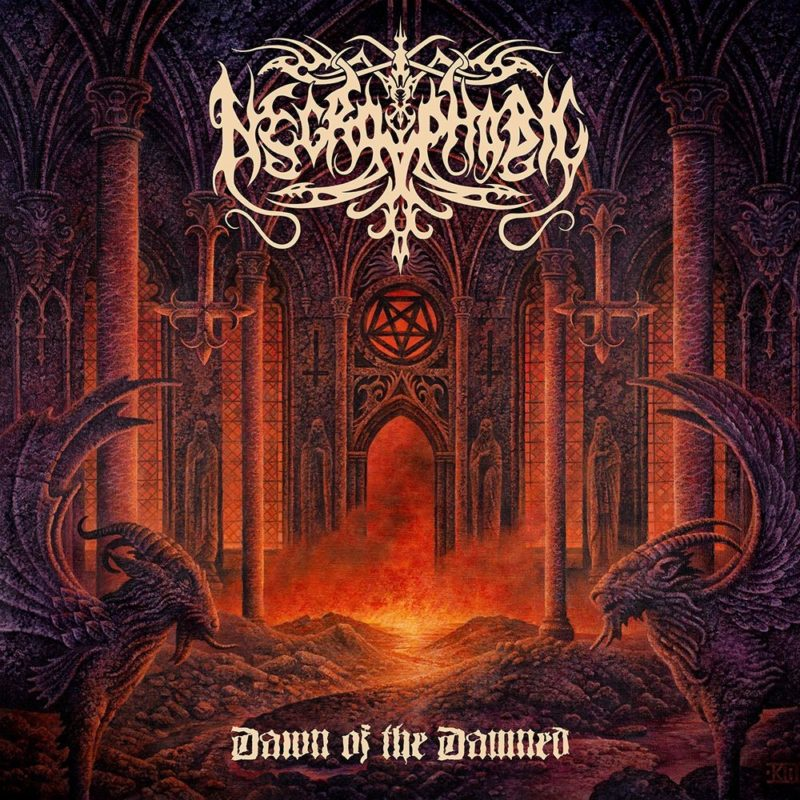 Necrophobic Dawn of the Damned