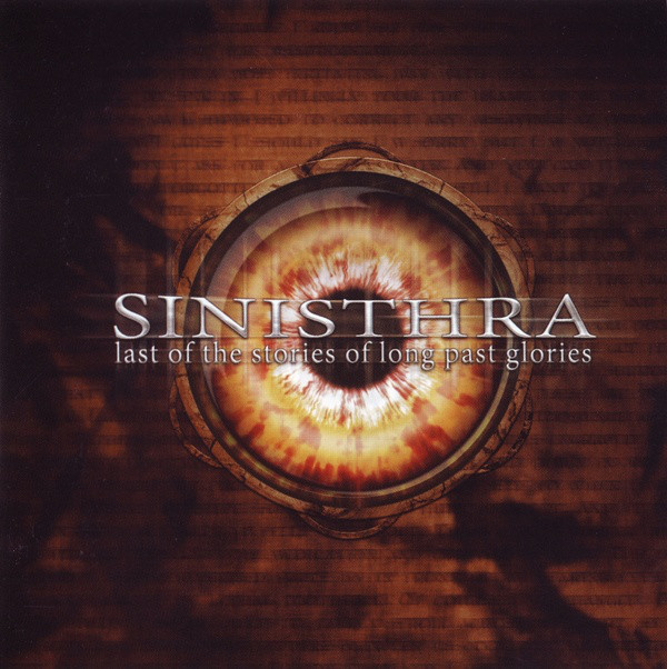 Sinisthra Last Of The Stories of Long Past Glories
