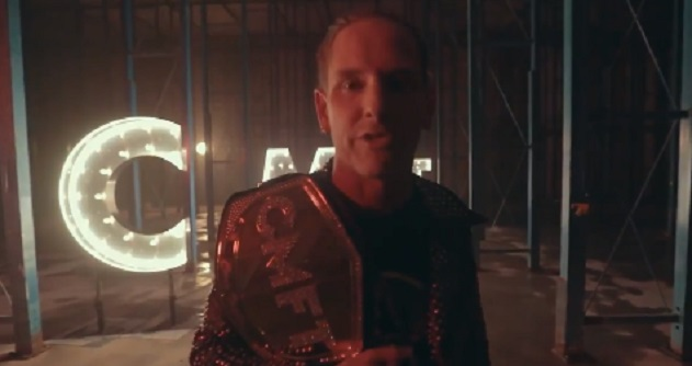 Corey Taylor Music Video Teaser