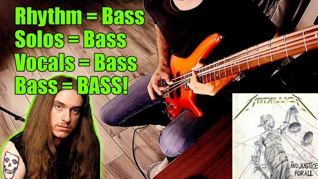 Metallica One Bass Cover