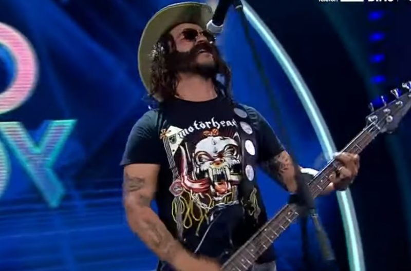 Motorhead The Voice Chile