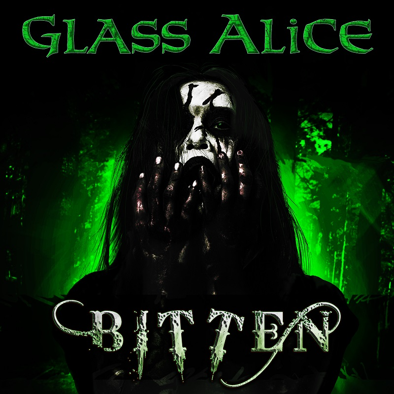 Glass Alice Bitten