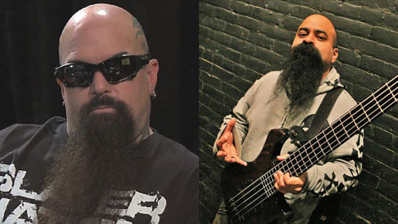 Kerry King Tony Campos