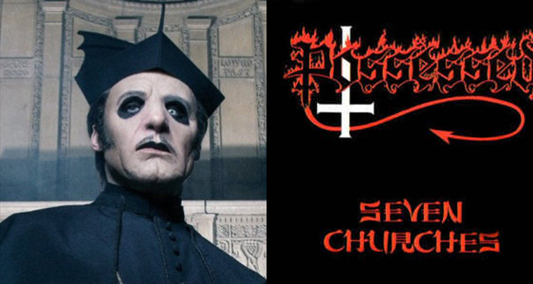 Tobias Forge Seven Churches