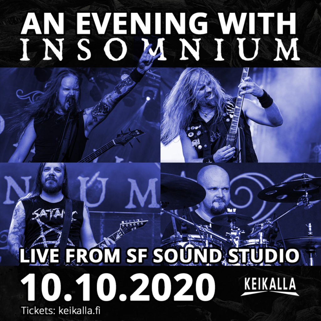 An Evening With Insomnium
