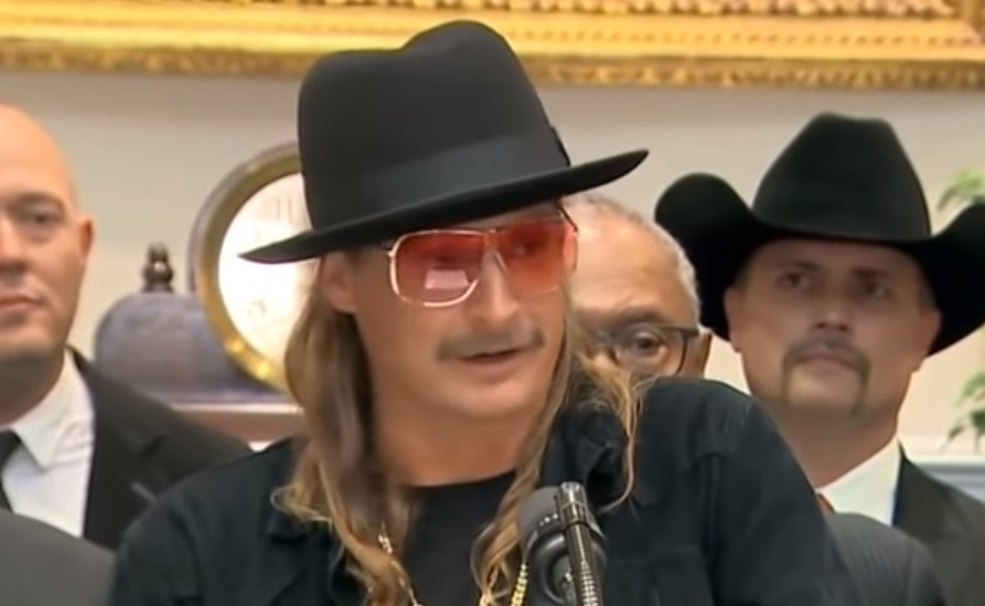 Kid Rock Donald Trump