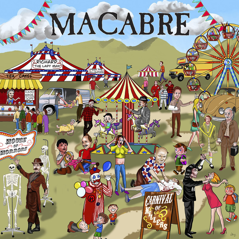 Macabre Carnival Of Killers