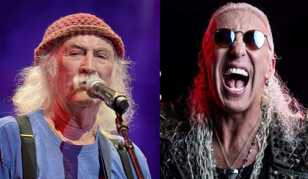 David Crosby Dee Snider