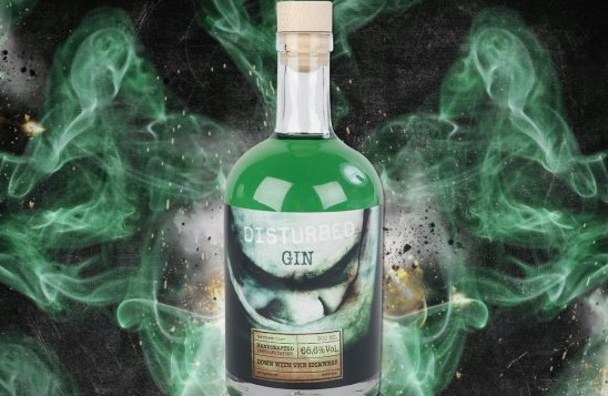 Disturbed Down With The Sickness Gin