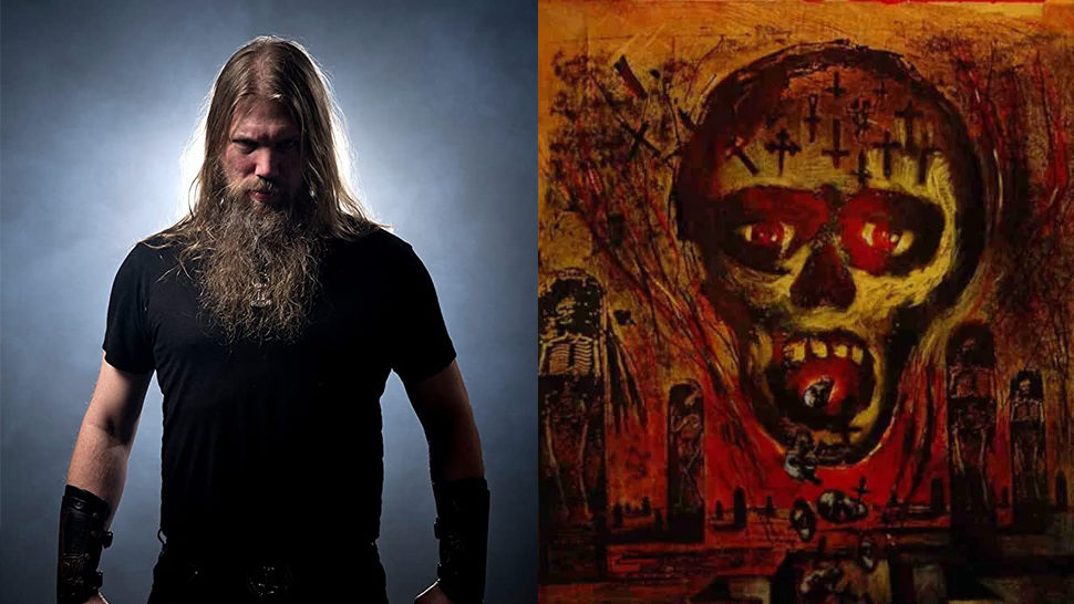 Johan Hegg Slayer
