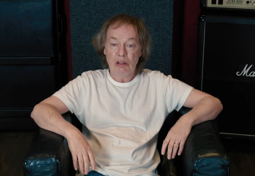 Angus Young Interview 2020