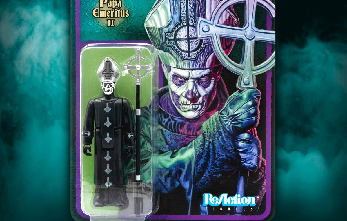 Ghost Papa Emeritus Action Figure
