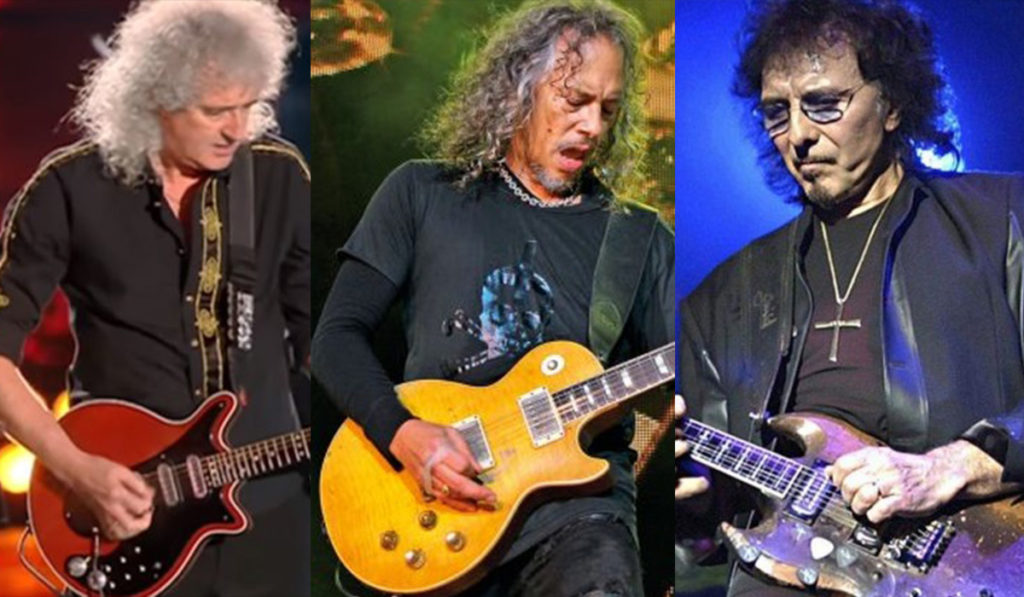 Richest Rock And Heavy Metal Guitarists