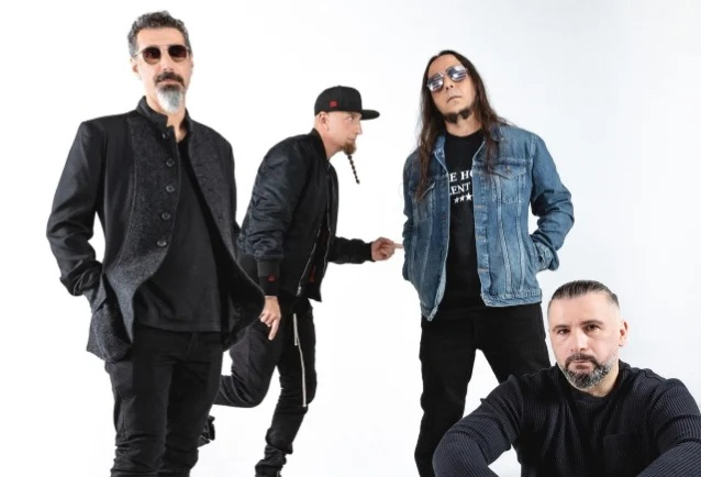 System Of A Down 2020
