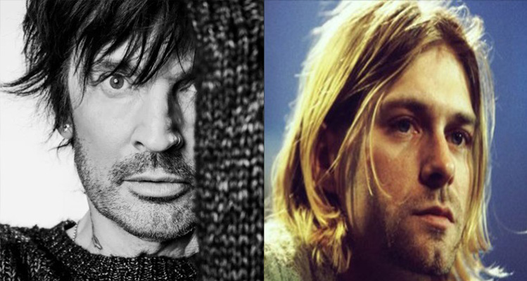 Tommy Lee Kurt Cobain