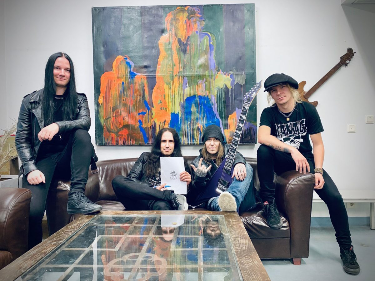 Bodom After Midnight Napalm Records