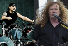 Dave Lombardo Dave Mustaine