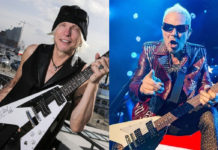 Michael and Rudolf Schenker