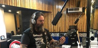 Soulfly In The Studio