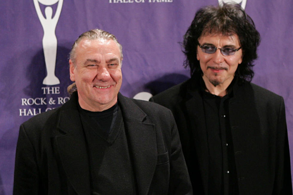 Bill Ward Tony Iommi