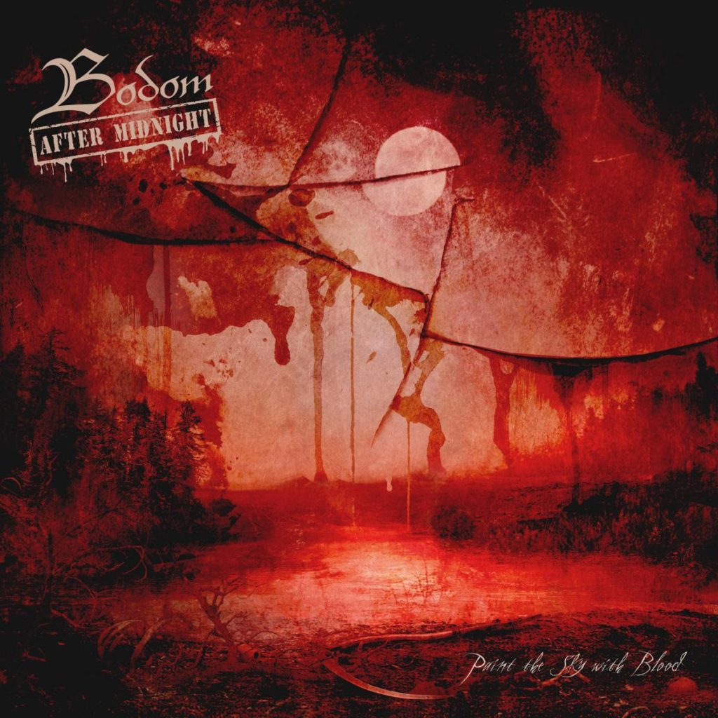 Bodom After Midnight Paint The Sky With Blood
