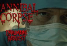Cannibal Corpse Inhumane Harvest