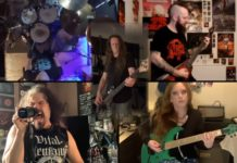 King Diamond A Mansion in Darkness Cover
