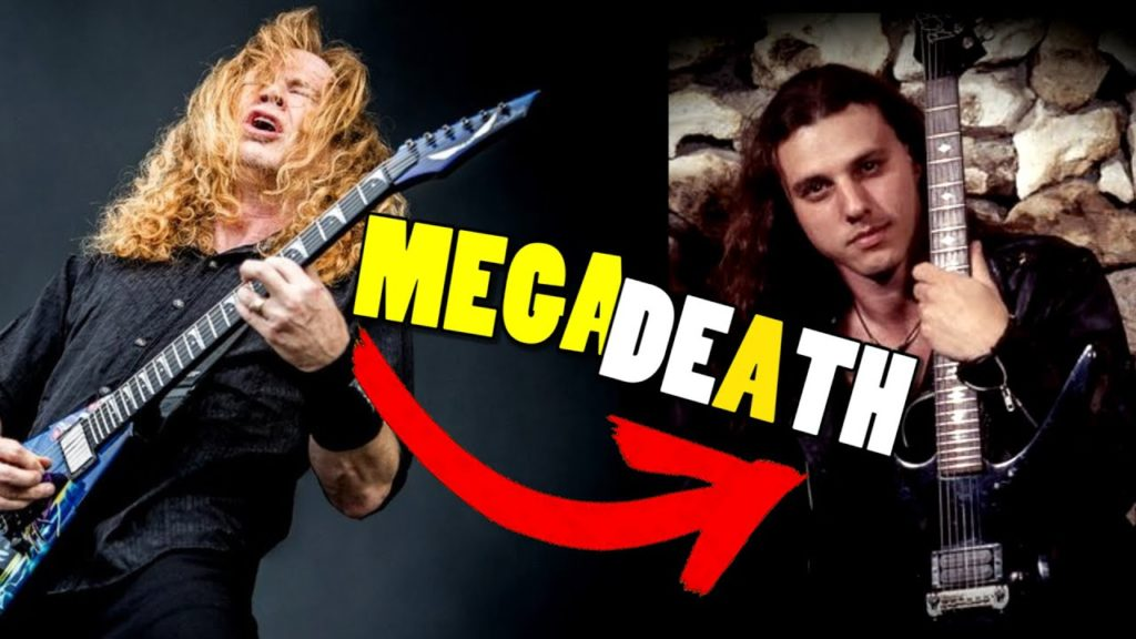 If Death wrote Megadeth