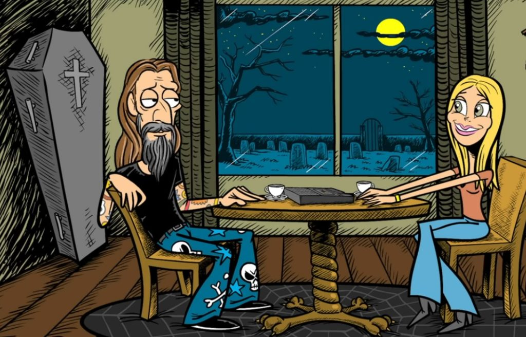 Rob Zombie Animated Series