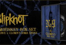 Slipknot Whiskey Limited Edition