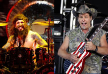 Tommy Clufetos Ted Nugent