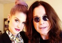 Kelly And Ozzy Osbourne