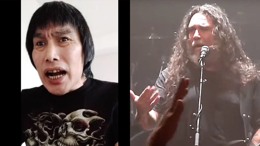 Slayer Worst Vocal Cover