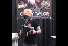 Corey Taylor Accordion