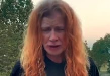 Dave Mustaine Memorial Day