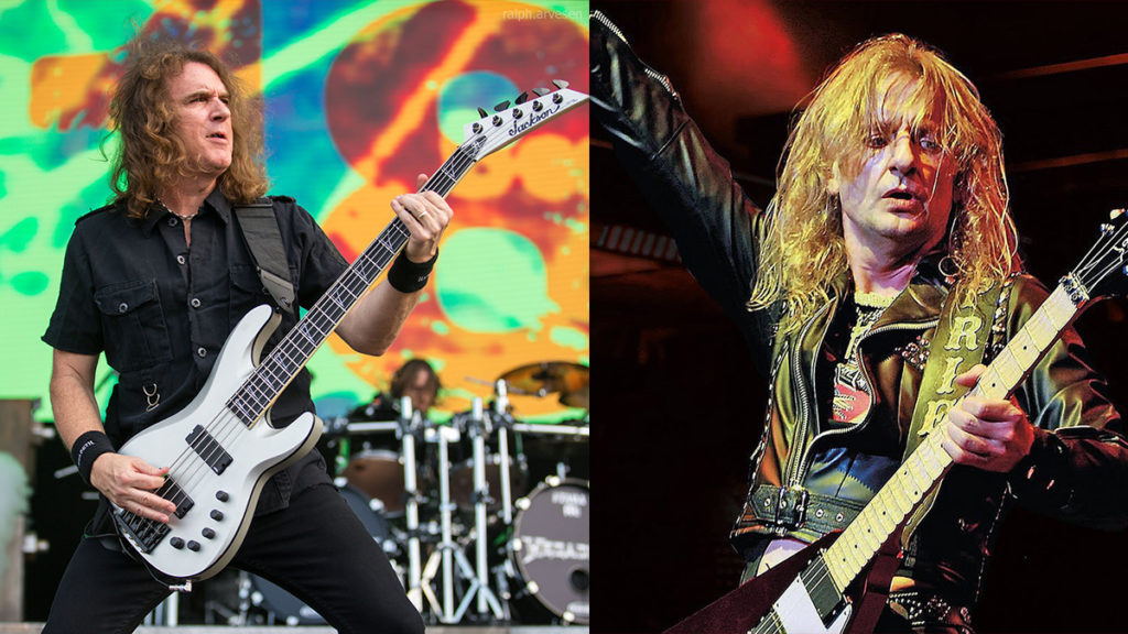 Will DAVID ELLEFSON Join KK'S PRIEST After Being Fired From MEGADETH? |  Metal Addicts