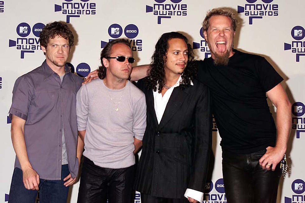 Metallica With Jason Newsted