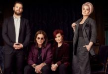 The Osbournes 2019