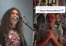Slayer Hilarious Cover