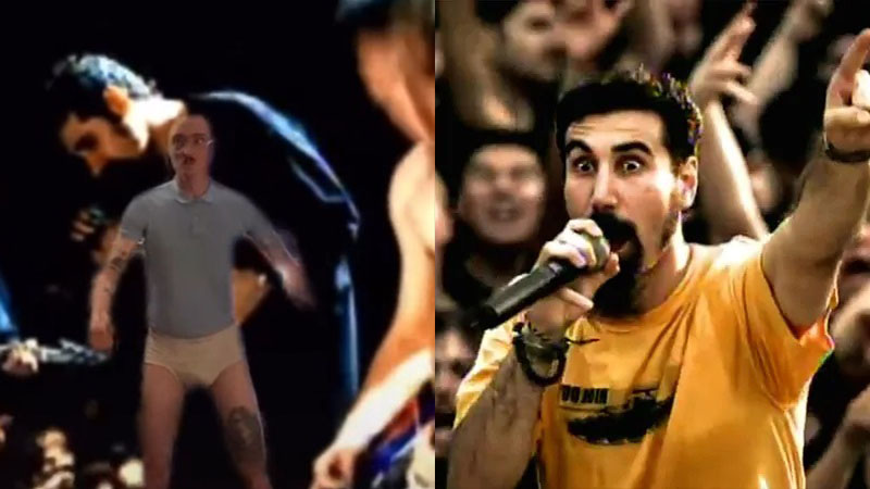 System of a Down Hilarious Cover