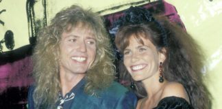 Tawny Kitaen David Coverdale