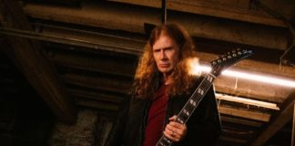 Dave Mustaine Gibson