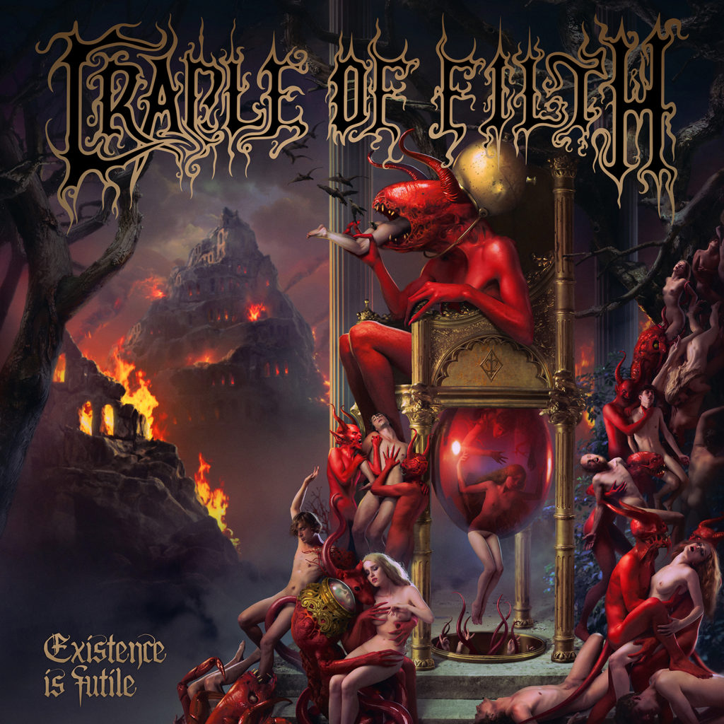 Cradle of Filth Existence Is Futile