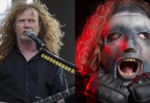 Dave Mustaine Corey Taylor