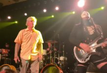 Fred Durst Performs With New Look